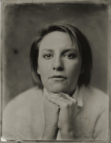TINTYPE COPYRIGHT OF VICTORIA WILL