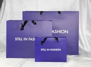 Still in F 3 bags