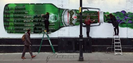 grolsch street art