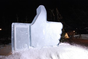Facebook tumme i is