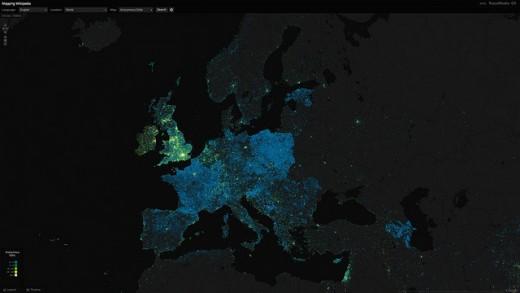 Wikipedia i Europa