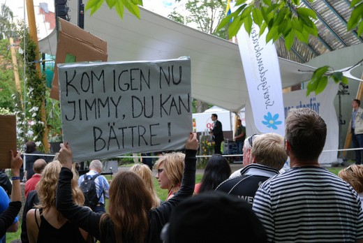 Sverigedemokraterna i Almedalen