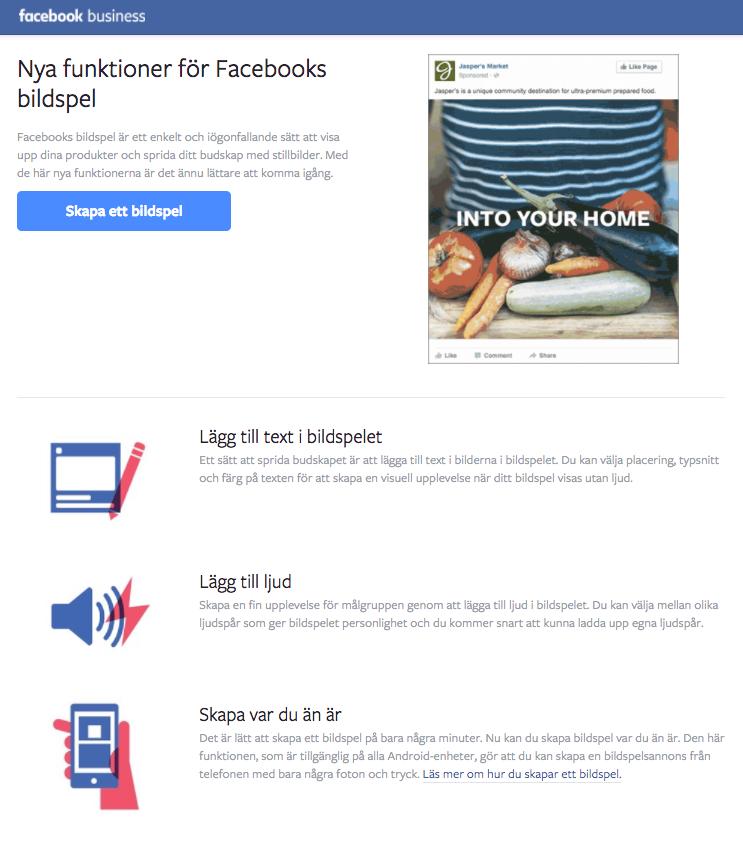 Jobb genom facebook