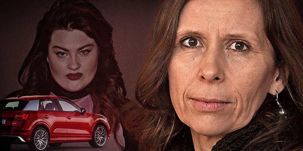 MŒnadens kampanj Filmjury    Irene Bernald marknadschef, Audi