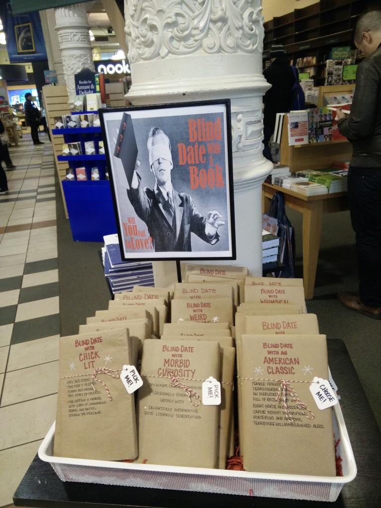 Mystery Box, Barnes & Noble