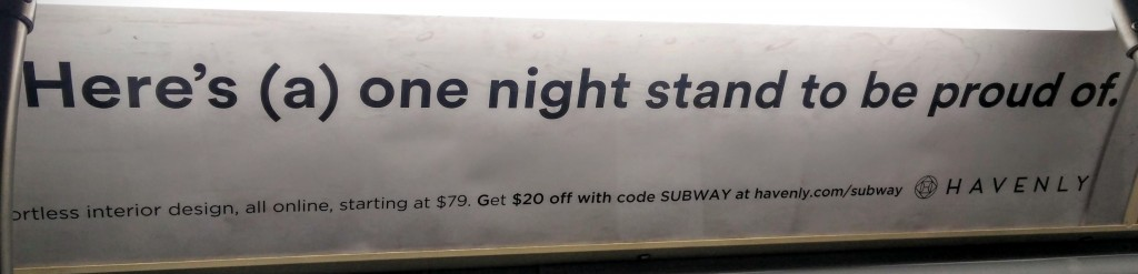 New York reklam