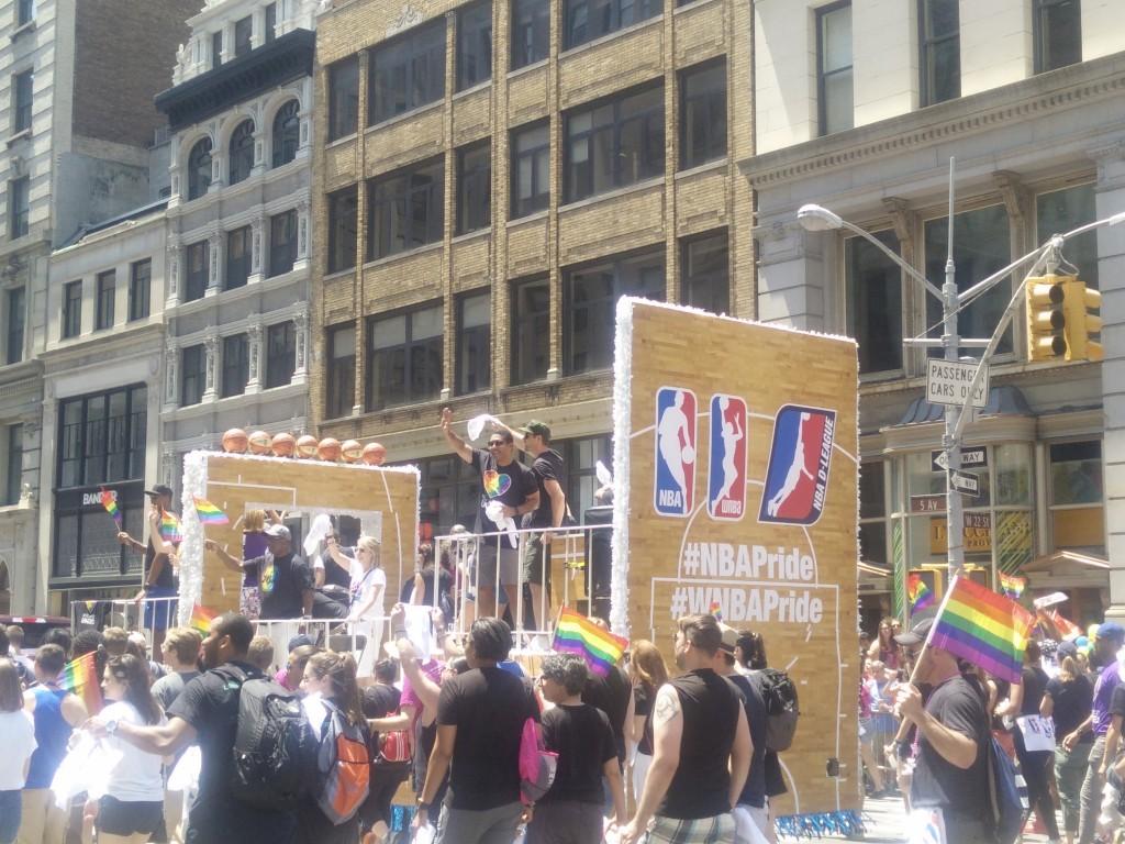NBA Pride