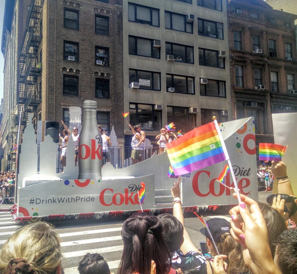 Coca Cola Pride