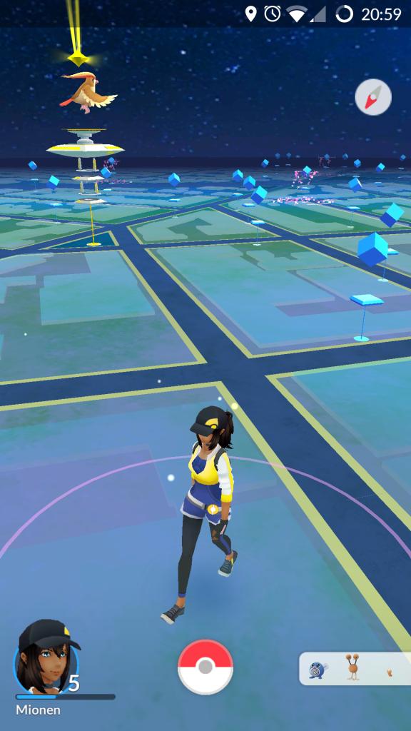 Pokémon New York