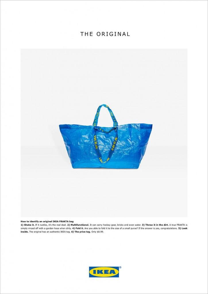 IKEA väska