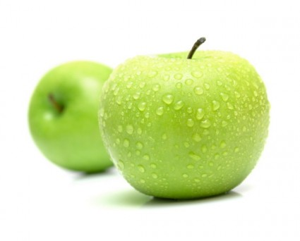 two_green_apple_hd_picture_167248