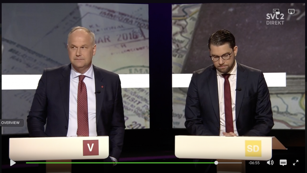 Kalla mig inte brun, Jimmie Åkesson
