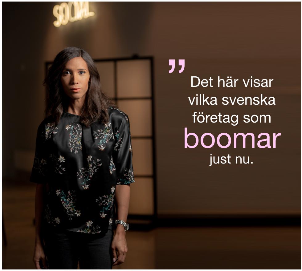 Internship Sverige höst 2019
