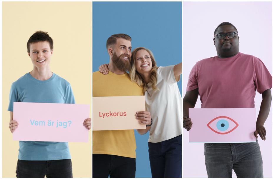 Rapporten Rättvisaren 2020 Brand Identity